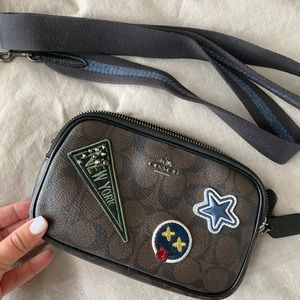 Crossbody coach bag in perfect condition